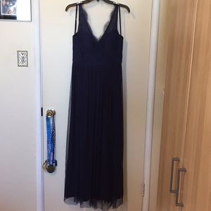 Dresses & Skirts - Beholden Bridesmaid Dress Hitherto Size 4